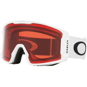 Oakley Line Miner XM Snow Goggles matte white-rose